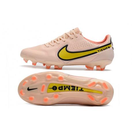 Nouvelle Nike Mercurial Superfly 4 FG Pas Cher Cuir Vert Violet