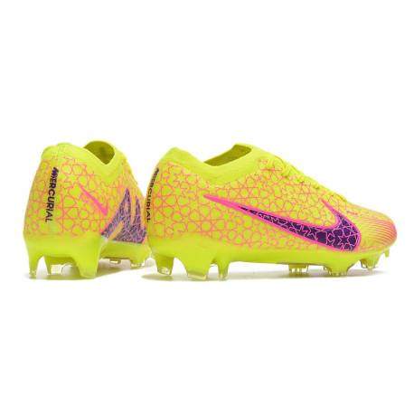 2015 Hommes Chaussures Nike Mercurial Superfly IV FG Vert Noir