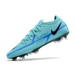 2016 Nouveau Crampons Foot Nike Magista Obra FG Vert Violet Noir Blanc