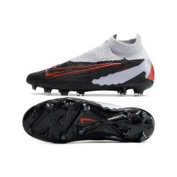 Nouveau Nike Mercurial Vapor XI CR FG Chaussures de football Rose Volt Noir