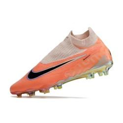 Nouveau Nike Mercurial Vapor XI CR FG Chaussures de football Vert Noir