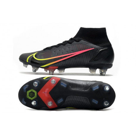 2015 Chaussures de Football Nike HyperVenom Phantom FG Orange Jaune