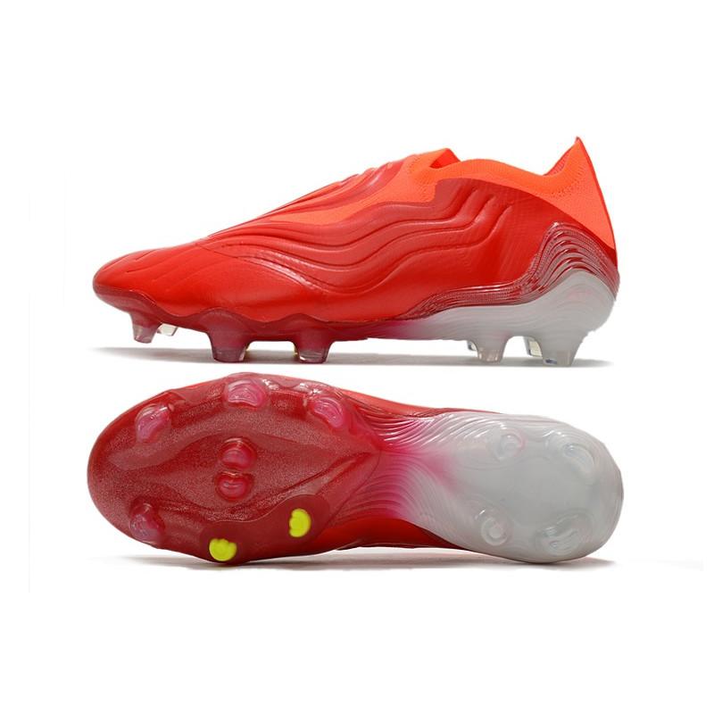 factory price 804f1 de8a4 Suivant Coupe du monde 2014 Chaussures de Foot Adidas Copa Mundial FG  Violet Blanc Rose ...