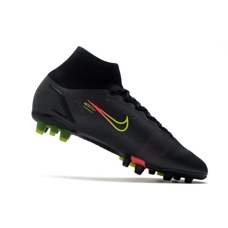 Jaune Chaussures Vapor Hommes Nike Fg Mercurial Nouvelle 10 Rouge PTvfqF